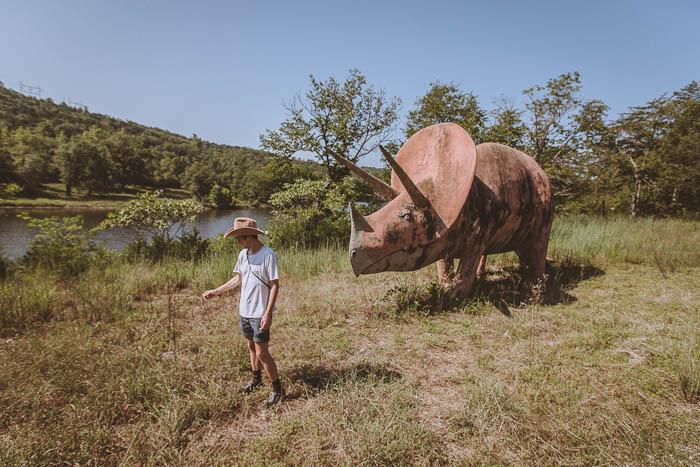 Dinosaur World Arkansas-11