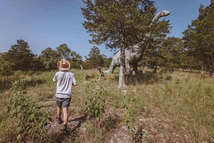 Dinosaur World Arkansas-14