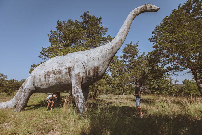 Dinosaur World Arkansas-16