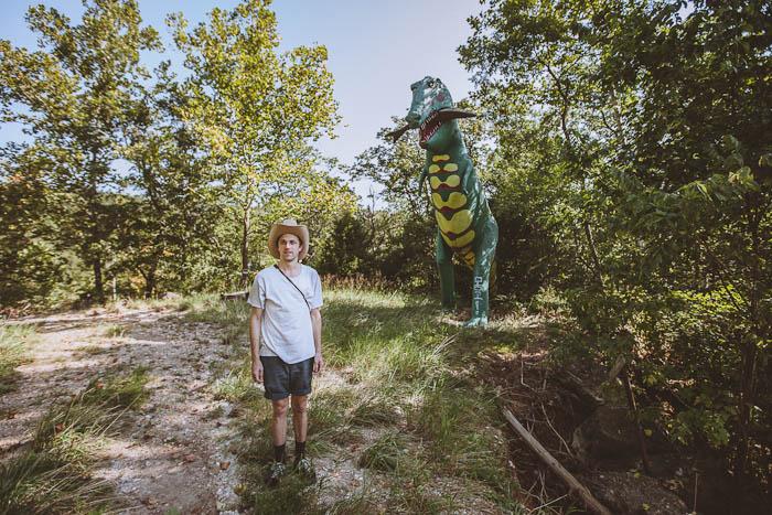 Dinosaur World Arkansas-2