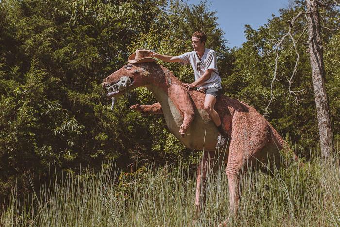 Dinosaur World Arkansas-21