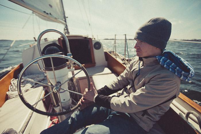 Sailing Around NYC-10