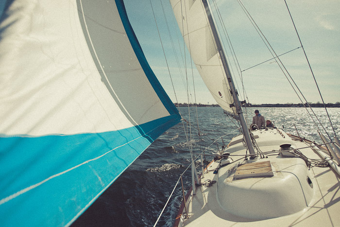 Sailing Around NYC-11