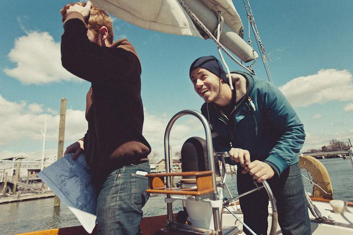 Sailing Around NYC-2