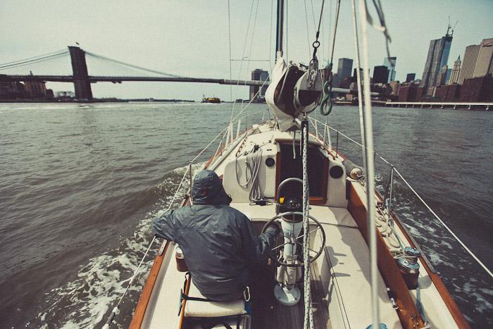 Sailing Around NYC-20