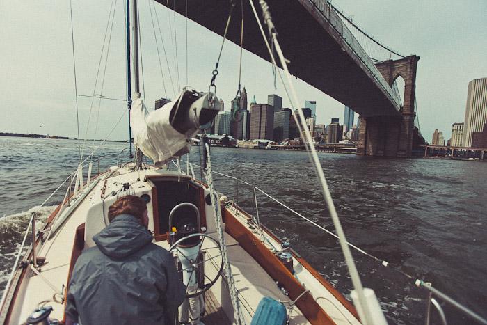 Sailing Around NYC-21