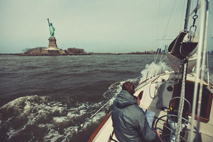 Sailing Around NYC-22