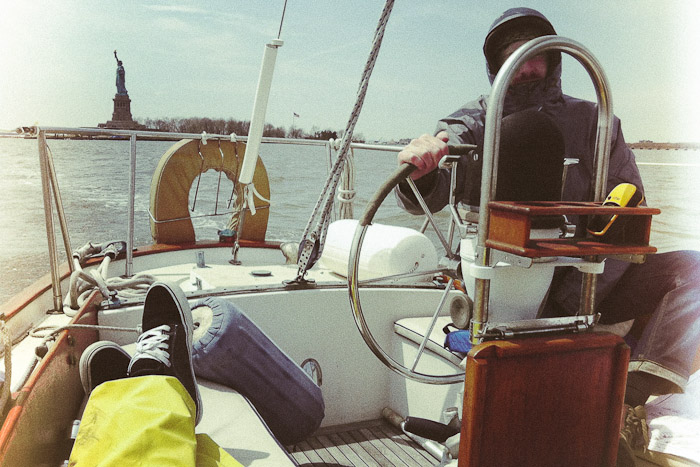 Sailing Around NYC-23