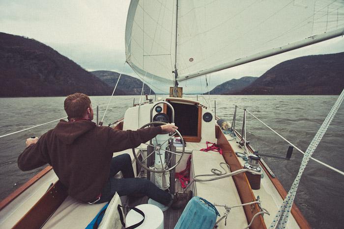Sailing Around NYC-25