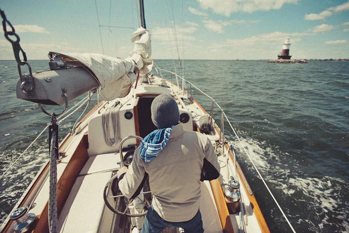 Sailing Around NYC-6