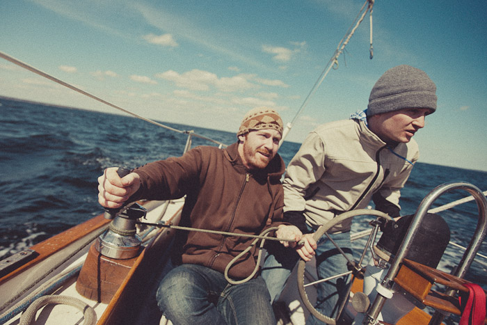 Sailing Around NYC-8