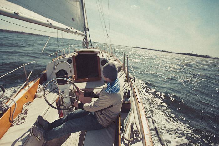 Sailing Around NYC-9